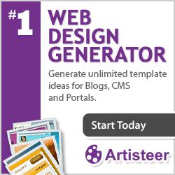 web design generator