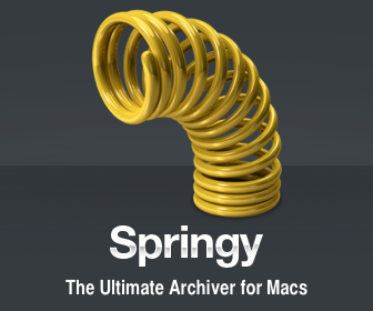 Springy: The Ultimate Archiver for Macs