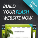 Cubender - The ultimate Flash website builder | Free for 14 days