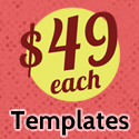 HTML Templates for $49 by TemplateOven
