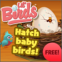 Lil' Birds: Your FREE virtual pet paradise for iPhone/iPad!