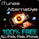 100% free iTunes alternative - all iPhone, iPad & iPod models