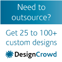 Outsource graphic design
