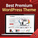 Caffeine - Best Premium Wordpress Theme