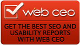 Web CEO Solutions for SEO & Site Promotion
