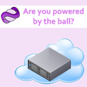 Hosted Services Solutions - Are you  powered by the  ball?