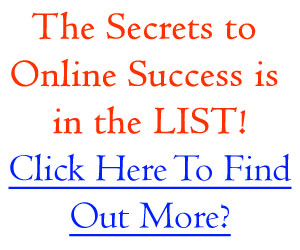 Learn to Make Money by Building Your List