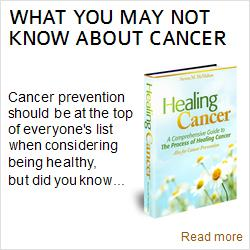 Healing Cancer and Cancer Prevention