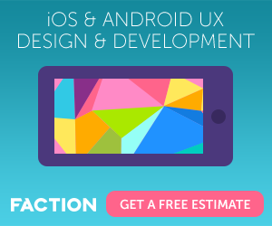 iOS & Android UX Design and Development