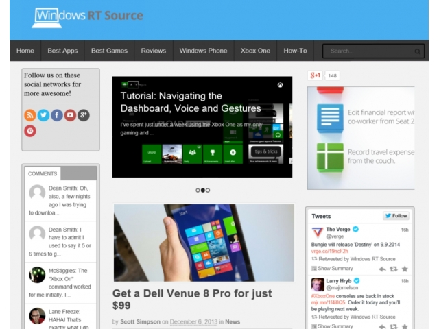 Advertise on TechnoMaverick | BuySellAds