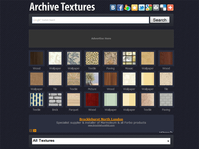 Archive Textures