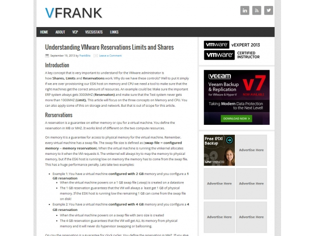 vFrank.org - Virtualization