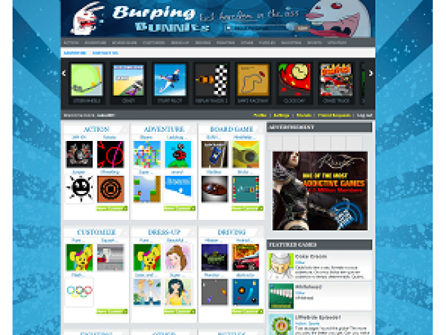 BurpingBunnies : free games