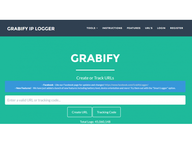 Advertise on Grabify IP Logger | BuySellAds