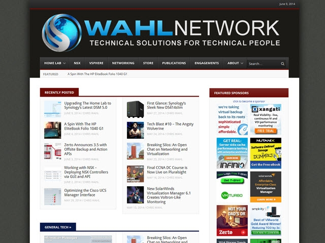 Wahl Network