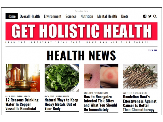 Get Holistic Health